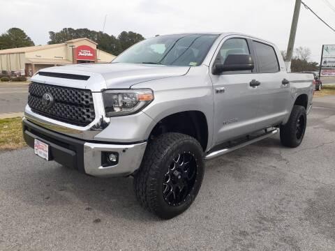 2018 Toyota Tundra for sale at USA 1 Autos in Smithfield VA