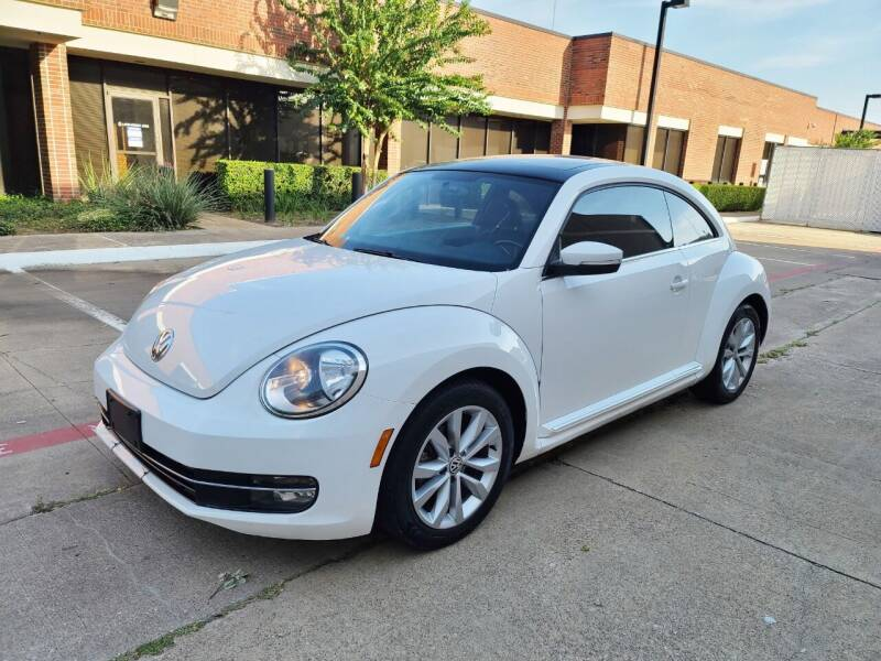 2013 Volkswagen Beetle for sale at DFW Autohaus in Dallas TX