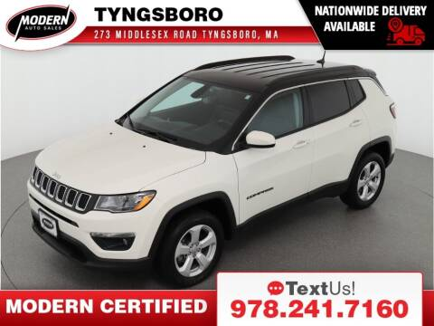 2019 Jeep Compass for sale at Modern Auto Sales in Tyngsboro MA