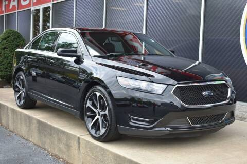 2016 Ford Taurus for sale at Alfa Romeo & Fiat of Strongsville in Strongsville OH