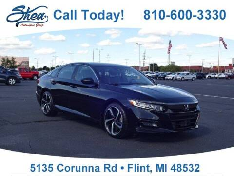 2018 Honda Accord for sale at Jamie Sells Cars 810 in Flint MI