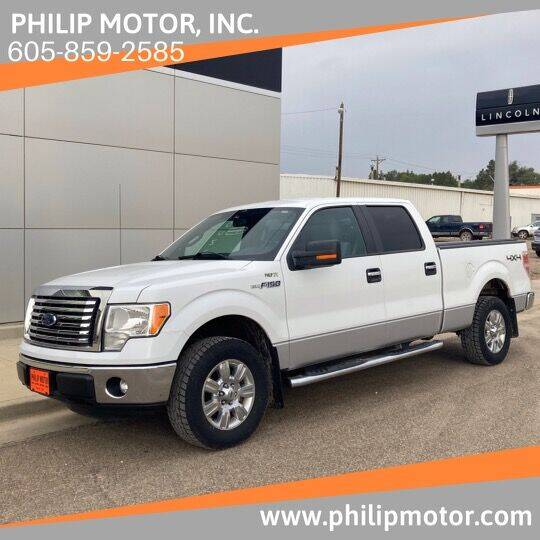 2012 Ford F-150 for sale at Philip Motor Inc in Philip SD