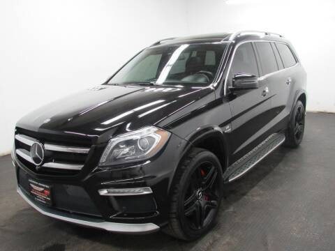 2015 Mercedes-Benz GL-Class for sale at Automotive Connection in Fairfield OH