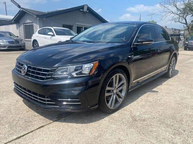 2017 Volkswagen Passat for sale in Spring, TX