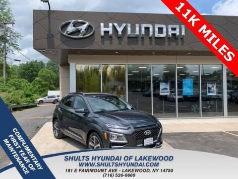 2020 Hyundai Kona for sale at Shults Hyundai in Lakewood NY