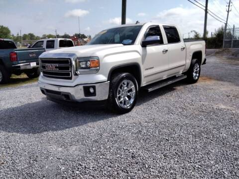 2014 GMC Sierra 1500 for sale at NORTHWOOD TRUCK SALES in Northport AL