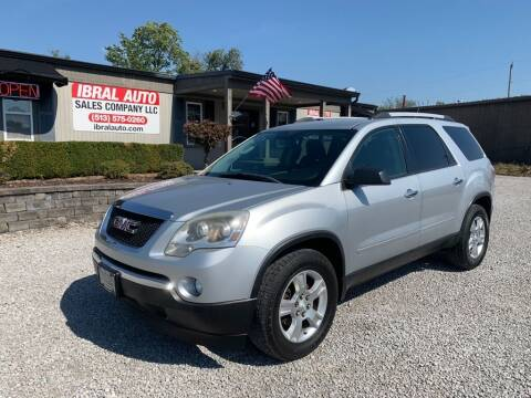 2012 GMC Acadia for sale at Ibral Auto in Milford OH