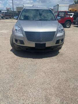 2008 Saturn Outlook for sale at BSA Used Cars in Pasadena TX