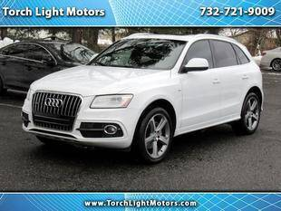 2014 Audi Q5 for sale at Torch Light Motors in Parlin NJ