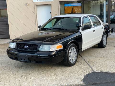 2010 Ford Crown Victoria for sale at Eagle Auto Sales LLC in Holbrook MA