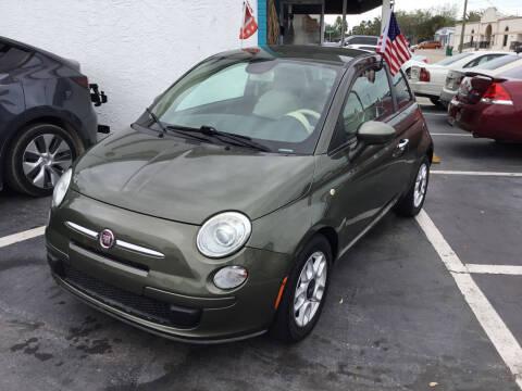 2013 FIAT 500 for sale at Second 2 None Auto Center in Naples FL