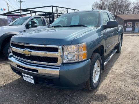 2010 Chevrolet Silverado 1500 for sale at Toy Box Auto Sales LLC in La Crosse WI