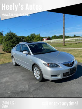 2008 Mazda MAZDA3 for sale at Heely's Autos in Lexington MI