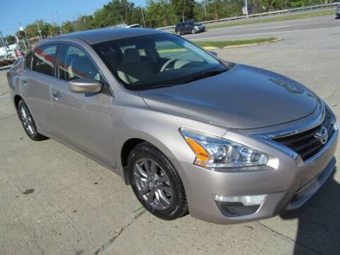 2015 Nissan Altima for sale at HarrogateAuto.com - tazewell auto.com in Tazewell TN