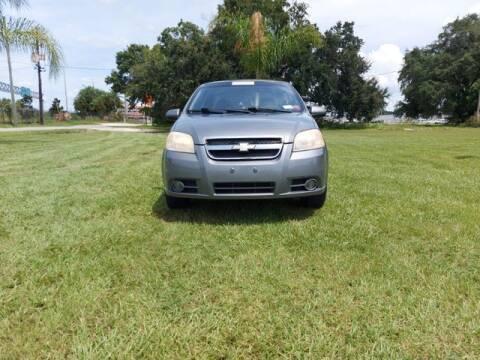 2009 Chevrolet Aveo for sale at AM Auto Sales in Orlando FL