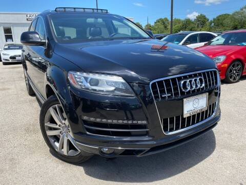 2011 Audi Q7 for sale at KAYALAR MOTORS in Houston TX