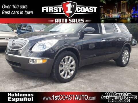 2011 Buick Enclave for sale at 1st Coast Auto -Cassat Avenue in Jacksonville FL