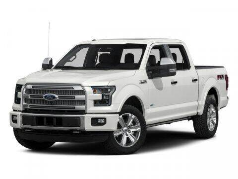 2015 Ford F-150 for sale at HILAND TOYOTA in Moline IL