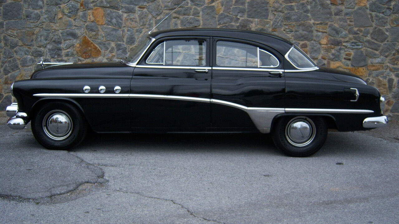 1951 Buick 40 Special