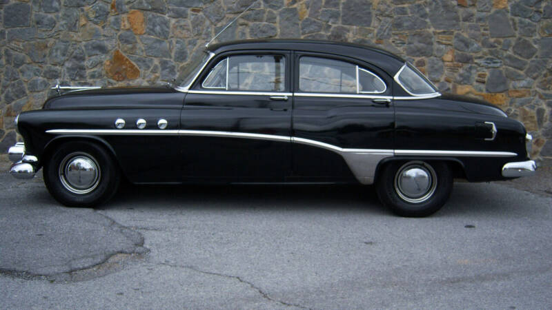 1951 Buick 40 Special for sale at RUMBLES in Bristol TN
