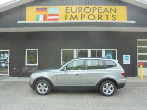 2008 BMW X3 for sale at EUROPEAN IMPORTS in Lock Haven PA