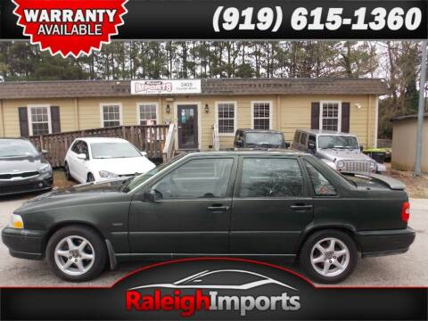 1998 Volvo S70 for sale at Raleigh Imports in Raleigh NC