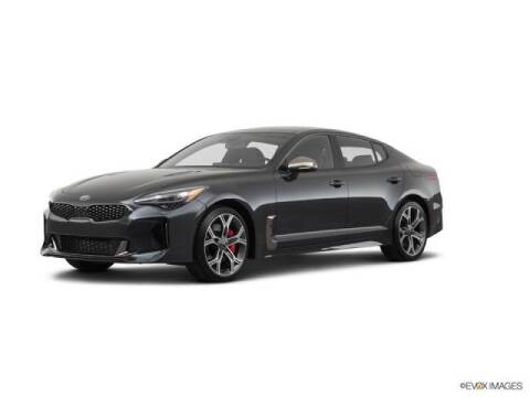 2020 Kia Stinger for sale at FREDYS CARS FOR LESS in Houston TX