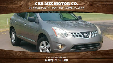 2012 Nissan Rogue for sale at CAR MIX MOTOR CO. in Phoenix AZ