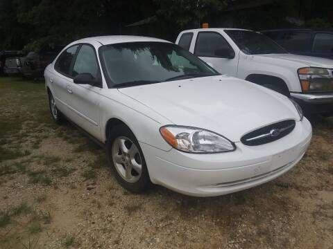 2001 Ford Taurus for sale at Malley's Auto in Picayune MS