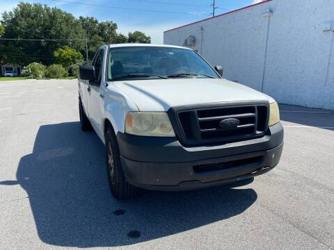 2006 Ford F-150 for sale at Consumer Auto Credit in Tampa FL