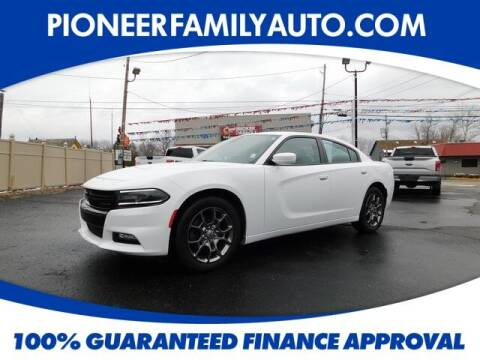 2017 Dodge Charger for sale at Pioneer Family auto in Marietta OH