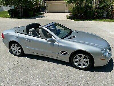 2005 Mercedes-Benz SL-Class for sale at Car Girl 101 in Oakland Park FL