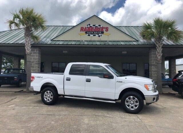 2014 Ford F-150 for sale at Rabeaux's Auto Sales in Lafayette LA