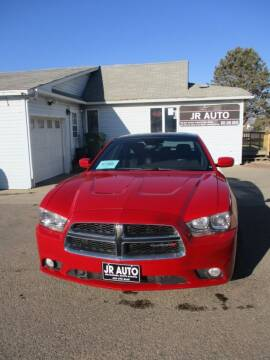 2013 Dodge Charger for sale at JR Auto in Brookings SD