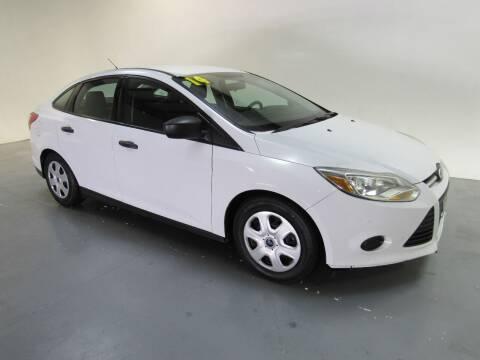 2014 Ford Focus for sale at Salinausedcars.com in Salina KS