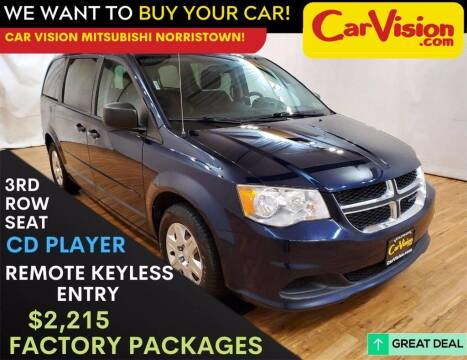 2012 Dodge Grand Caravan for sale at Car Vision Mitsubishi Norristown in Trooper PA
