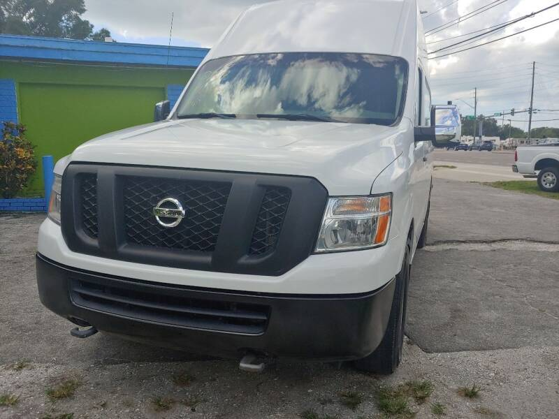2014 Nissan NV Cargo for sale at Autos by Tom in Largo FL