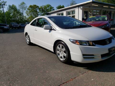 2010 Honda Civic for sale at Highlands Auto Gallery in Braintree MA