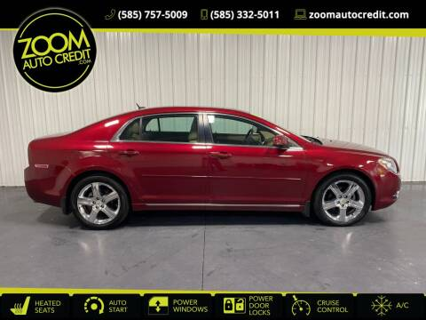 2011 Chevrolet Malibu for sale at ZoomAutoCredit.com in Elba NY