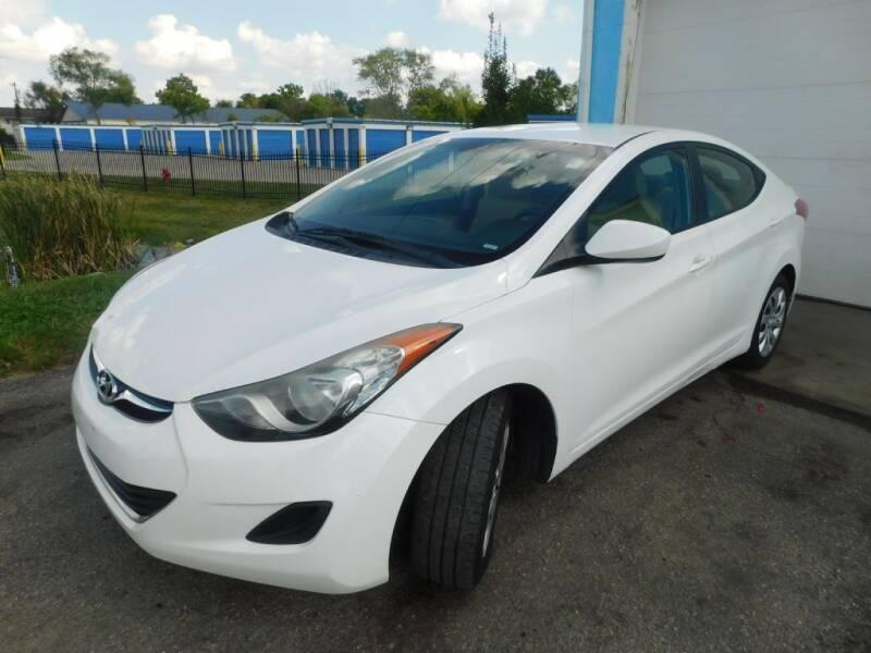 2011 Hyundai Elantra for sale at Safeway Auto Sales in Indianapolis IN