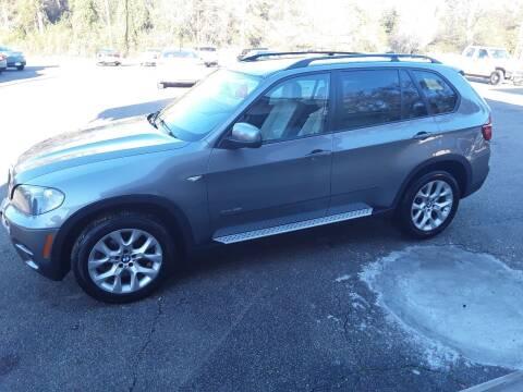 2011 BMW X5 for sale at WALKER MOTORS LLC in Hattiesburg MS
