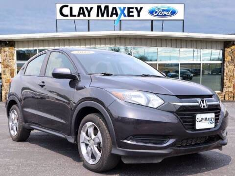 2018 Honda HR-V for sale at Clay Maxey Ford of Harrison in Harrison AR