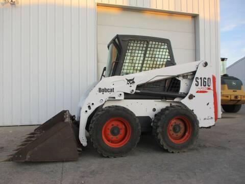 2004 Bobcat S160 SKID STEER for sale at Grand Valley Motors in West Fargo ND