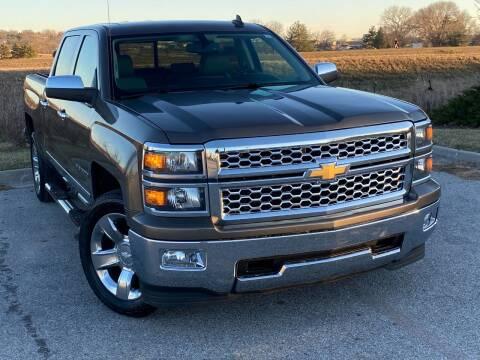 2015 Chevrolet Silverado 1500 for sale at Big O Auto LLC in Omaha NE