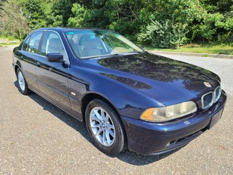 2003 BMW 5 Series for sale at Premium Auto Outlet Inc in Sewell NJ
