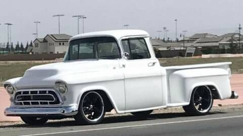 1957 Chevrolet C/K 20 Series for sale at Classic Car Deals in Cadillac MI