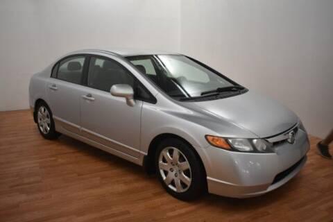 2007 Honda Civic for sale at Paris Motors Inc in Grand Rapids MI