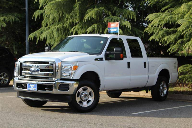 2015 Ford F-250 Super Duty for sale at Quality Auto in Manassas VA