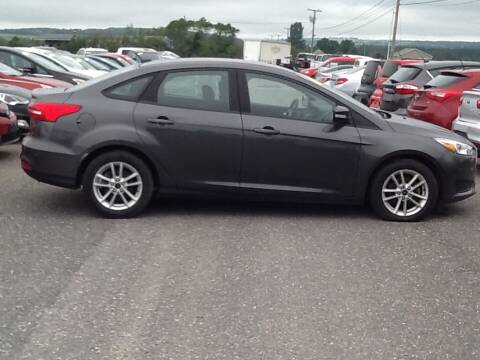 2017 Ford Focus for sale at Garys Sales & SVC in Caribou ME