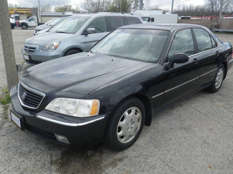 2001 Acura RL for sale in Waukegan, IL